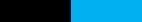 黑/藍 (Black_Blue)