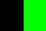 黑/螢光綠 (Black_Green)