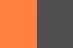 橙紅配炭灰 (Orange_Gray)