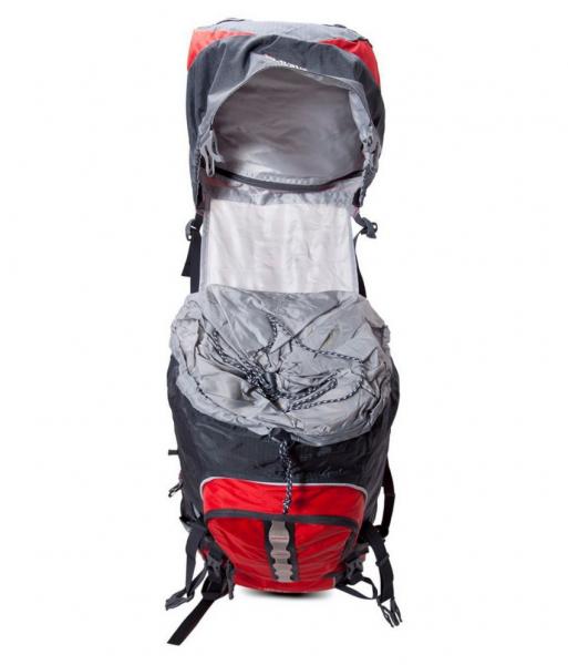 主袋,袋口特大,方便存、取物品。